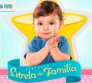 WWW.FAMILIAEXTRA.COM.BR/BEBE - PROMOÇÃO EXTRA ESTRELA DA FAMÍLIA