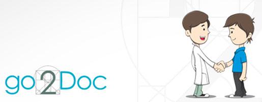 WWW.GO2DOC.COM.BR - MARCAR CONSULTAS ONLINE - GO2DOC ENCONTRAR MÉDICOS E DENTISTAS