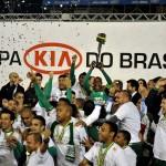 FOTOS PALMEIRAS CAMPEAO DA COPA DO BRASIL 2012