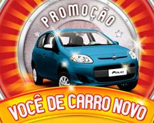 WWW.CARRONOVOALE.COM.BR - PROMOÇÃO VOCÊ DE CARRO NOVO - POSTOS ALE