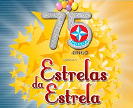 WWW.ESTRELASDAESTRELA.COM.BR - PROMOÇÃO ESTRELAS DA ESTRELA