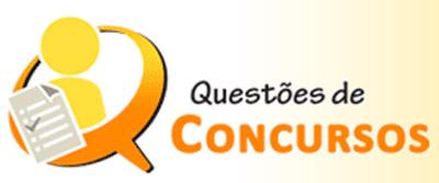 WWW.QUESTOESDECONCURSOS.COM.BR - QUESTÕES DE CONCURSO PÚBLICO