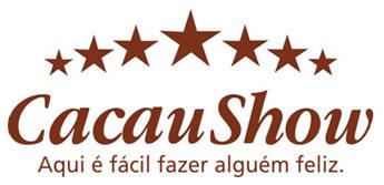 PROMOÇÃO DIVERTIDA FÁBRICA DE CHOCOLATES CACAU SHOW