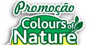 WWW.PROMOCAOMELEVAPRACASA.COM.BR - PROMOÇÃO COLOURS OF NATURE ME LEVA PRA CASA