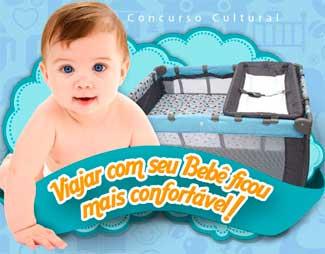 PROMOÇÃO VIAJAR COM SEU BEBÊ FICOU MAIS CONFORTÁVEL - WWW.BERCOPRAVIAGEM.COM.BR