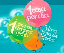 PROMOÇÃO A CASA É SUA - ANIVERSÁRIO EXTRA - WWW.FAMILIAEXTRA.COM.BR/ANIVERSARIO2012