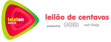 WWW.LEILAOTELETON.COM.BR - LEILÃO ONLINE TELETON 2012