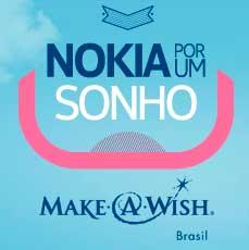 WWW.NOKIAPORUMSONHO.COM.BR - NOKIA POR UM SONHO - MAKE-A-WISH