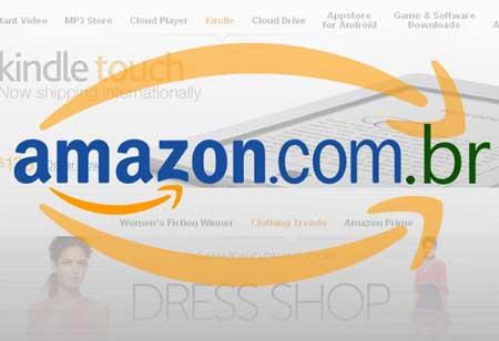 WWW.AMAZON.COM.BR - LOJA VIRTUAL DA AMAZON NO BRASIL - AMAZON BR