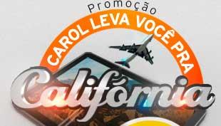 WWW.OTICASCAROL.COM.BR/PROMOCAO - PROMOÇÃO ÓTICAS CAROL LEVA VOCÊ PARA A CALIFÓRNIA