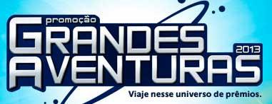 WWW.PROMOCAOGRANDESAVENTURAS.COM.BR - PROMOÇÃO GRANDES AVENTURAS