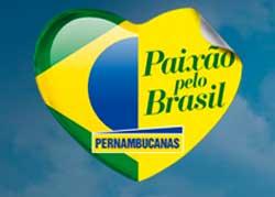 PROMOÇÃO PERNAMBUCANAS PAIXÃO PELO BRASIL