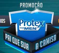 PROMOÇÃO PROTEX PAI QUE SUA A CAMISA - WWW.PROMOCAOPROTEX.COM.BR