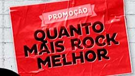 PROMOÇÃO QUANTO MAIS ROCK MELHOR - FAMILIAEXTRA.COM.BR/QUANTOMAISROCKMELHOR