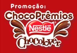 WWW.CHOCOPREMIOSCHOCOLOVER.COM.BR - PROMOÇÃO NESTLÉ CHOCOPRÊMIOS CHOCOLOVER