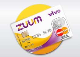 WWW.ZUUM.COM.BR - PAGAR E RECEBER, SORTEIOS - ZUUM VIVO MASTERCARD