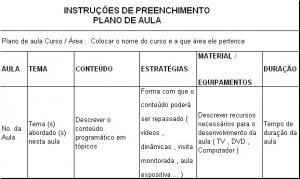 MODELOS DE PLANOS DE AULA