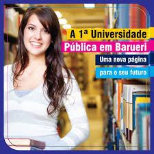 UNIVERSIDADE PÚBLICA DE BARUERI - CURSOS E INSCRIÇÕES PARA VESTIBULAR 2015