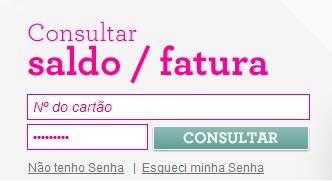 2 VIA FATURA CARTÃO MARISA, MASTERCARD, ITAUCARD