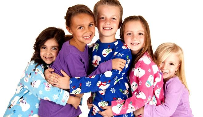 Como deve ser uma festa do pijama