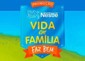 FAMILIANESTLE.COM.BR - PROMOÇÃO NESTLÉ VIDA EM FAMÍLIA FAZ BEM, CADASTRO
